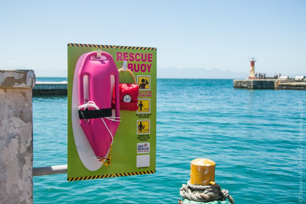 Rocklands beach buoy goes missing