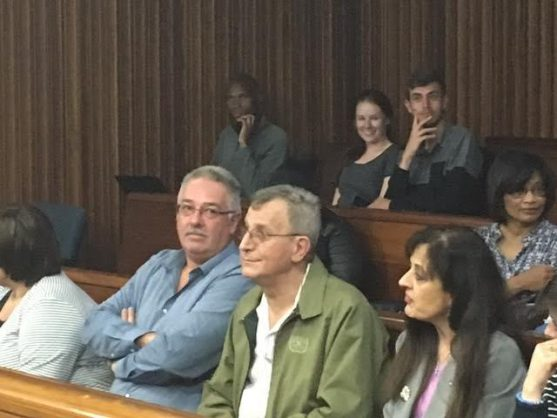 Christopher Panayiotou's father shot at shop