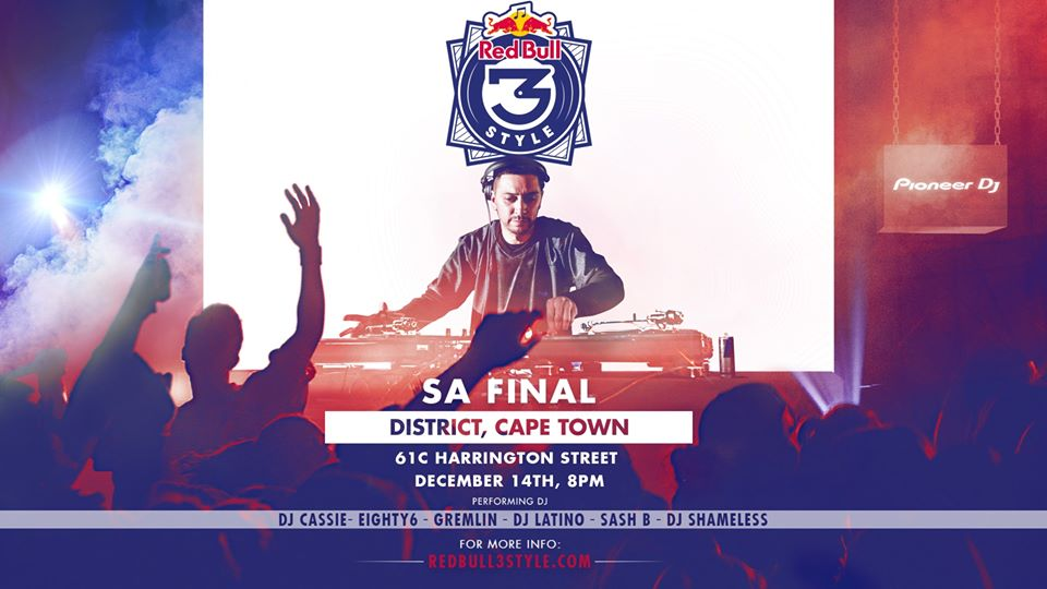Red Bull 3Style National Final South Africa