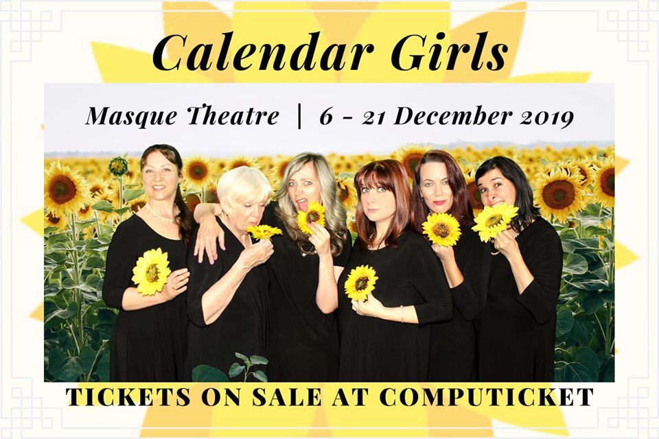 Calendar Girls at the Masque Theatre