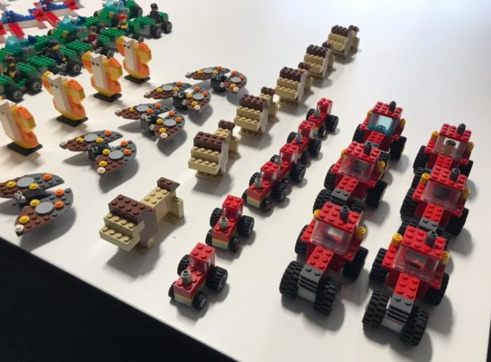 Capetonian collects used LEGOs to bring children joy