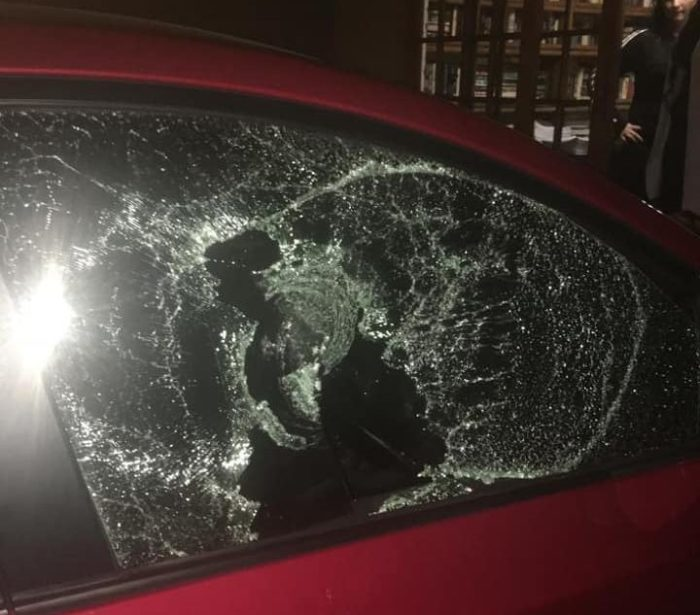 Woman injured in another rock attack on N1