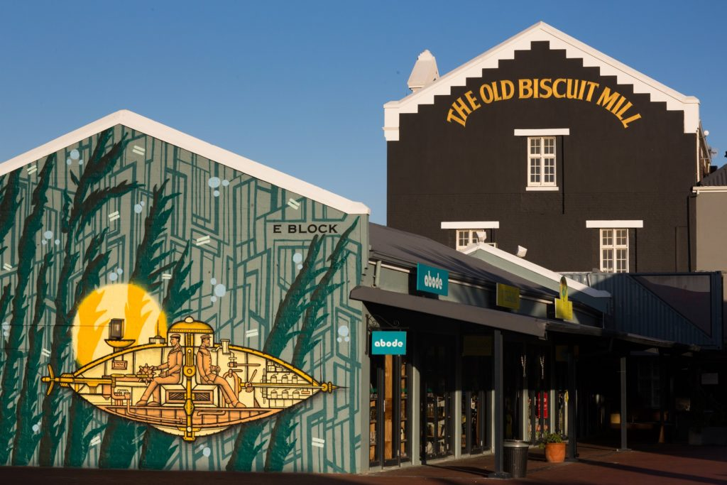 Eat. Shop. Design. Repeat at the Old Biscuit Mill
