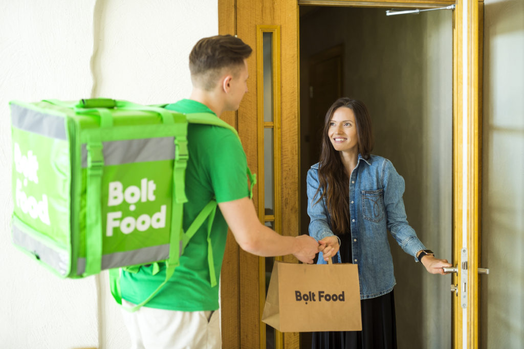New food delivery service launching