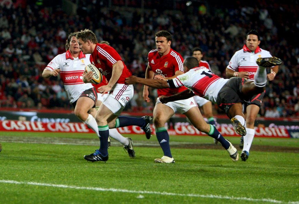 British & Irish Lions rugby team to tour SA in 2021