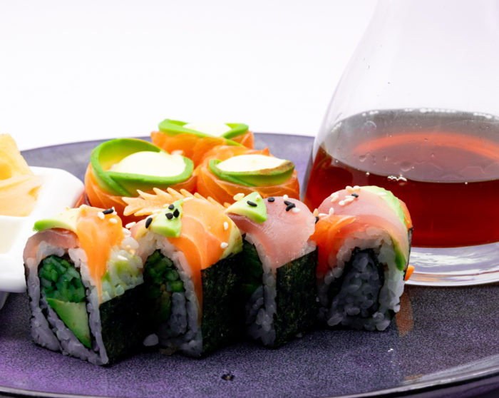 Celebrate Summer with Sustainable Sushi at The Vineyard
