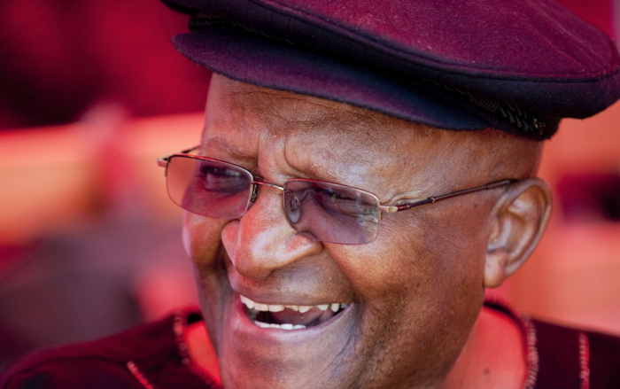 Desmond Tutu admitted to hospital