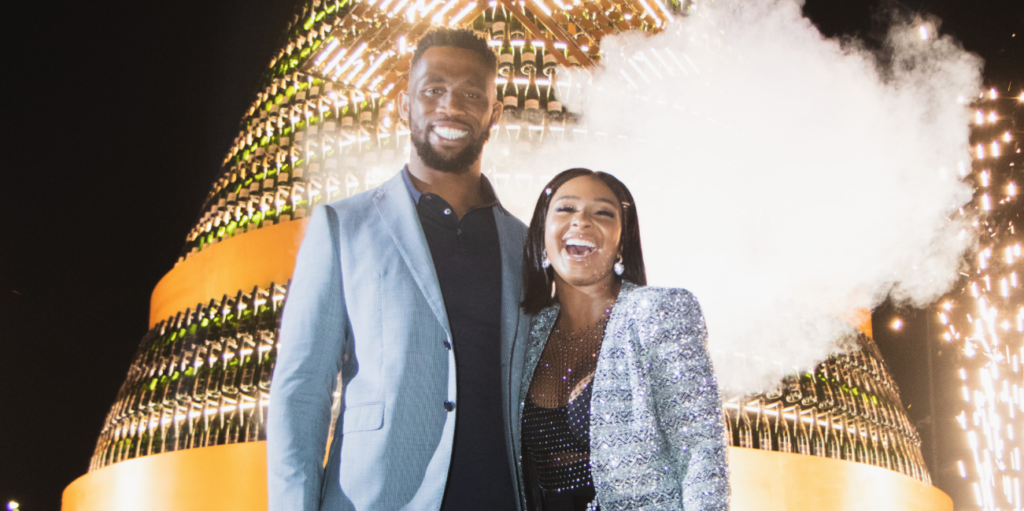 Moët & Chandon opens the festive season in style