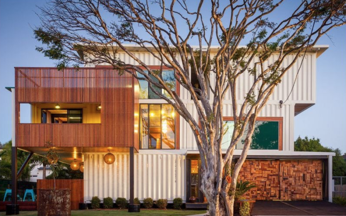 Innovative container homes from around the world