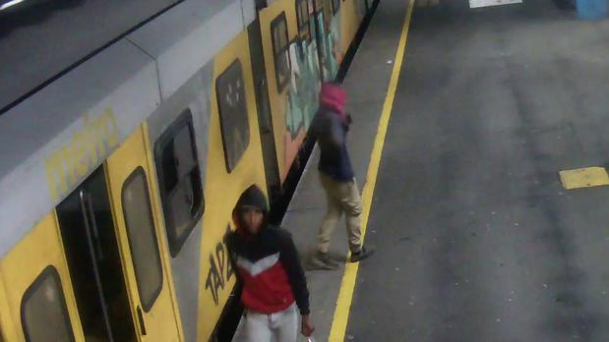 Cape teens arrested in connection with train arson
