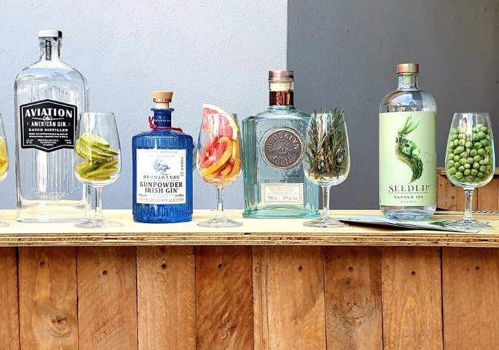 ChristmasETC: Win a Truman & Orange gin collection (CLOSED)