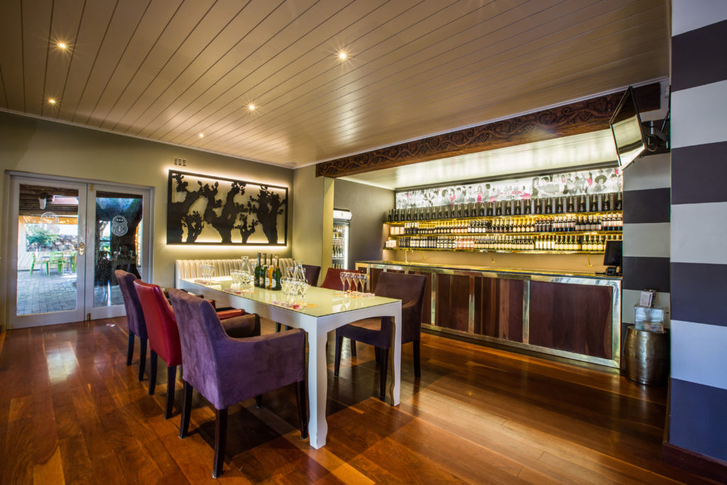 Villiera Wines: An experience in opulence