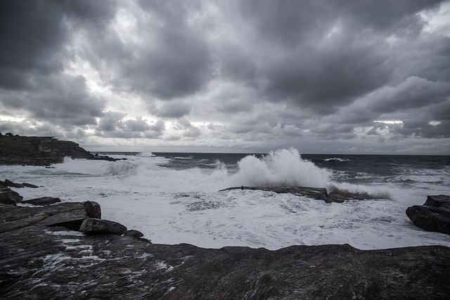 Weather warning urges beachgoers to be cautious