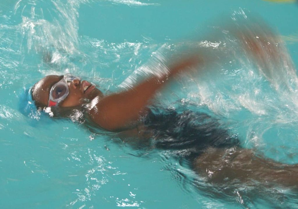 Cape swimming school teaches kids with autism