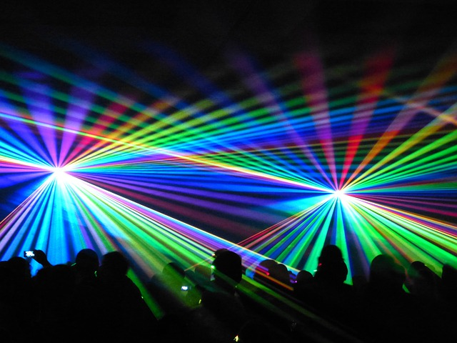 Plett replaces NYE fireworks with laser show