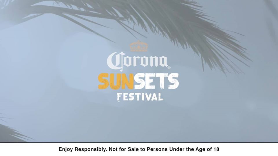 Corona Sunsets Festival Cape Town Line-Up (Postponed)