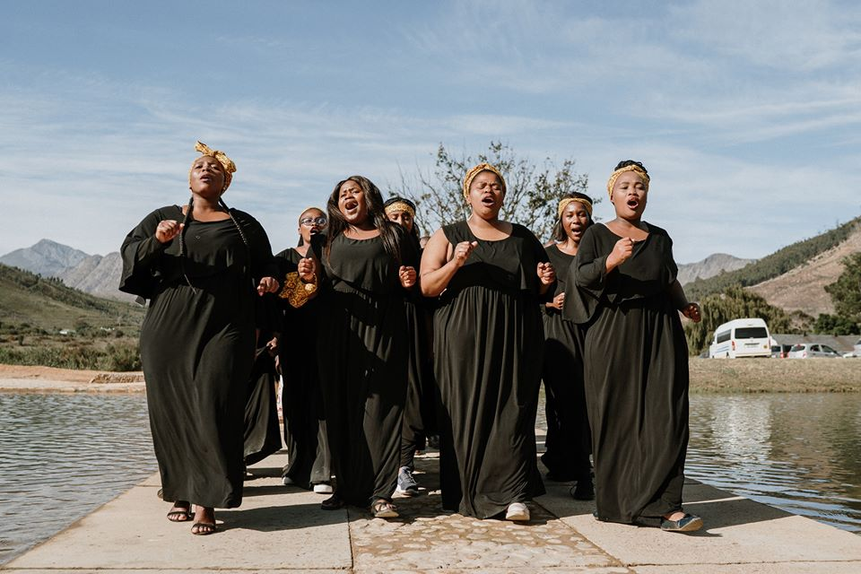 Hout Bay choir sings their way into local hearts