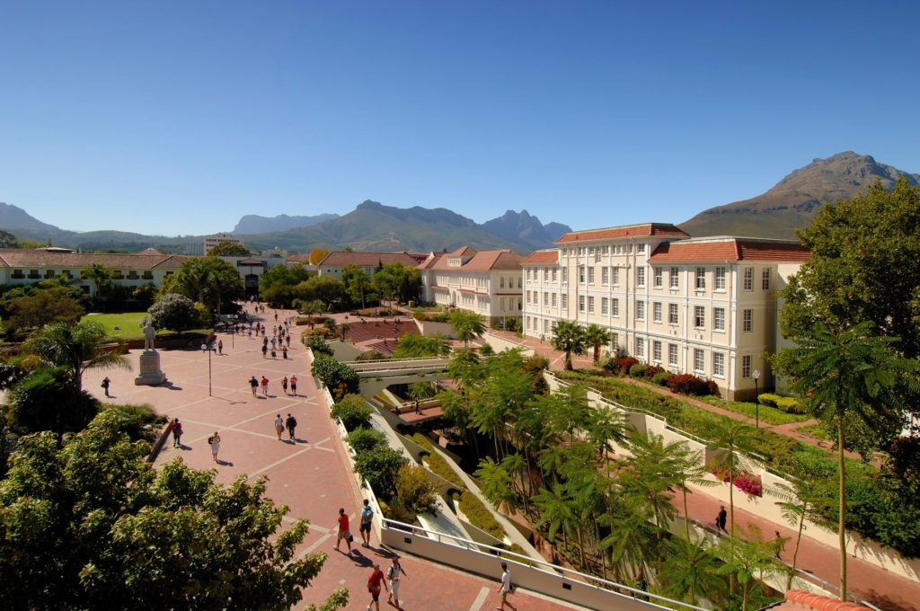 Stellenbosch University bans alcohol from residences