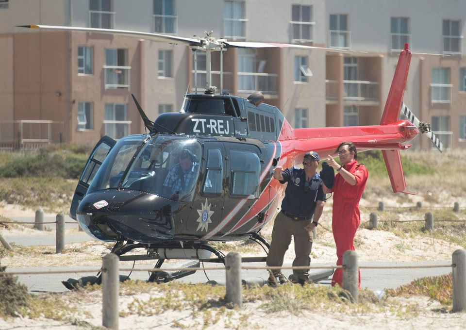 City plans to expand 'eye in the sky' helicopter patrol