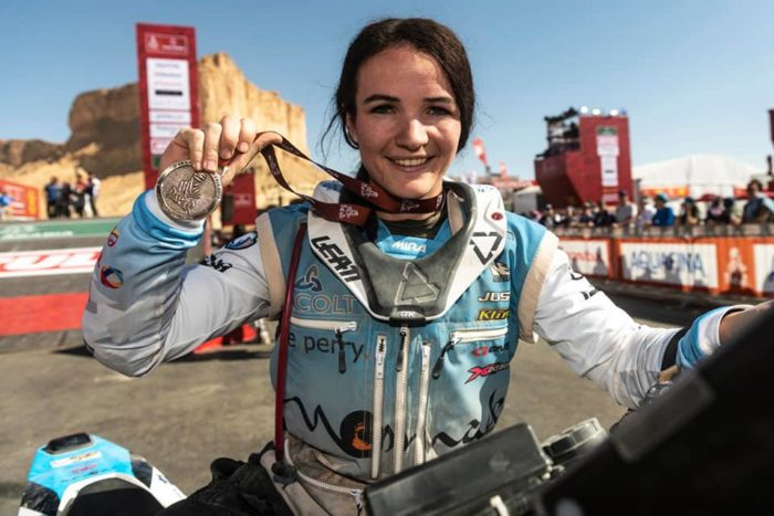 First SA female bikers complete Dakar Rally
