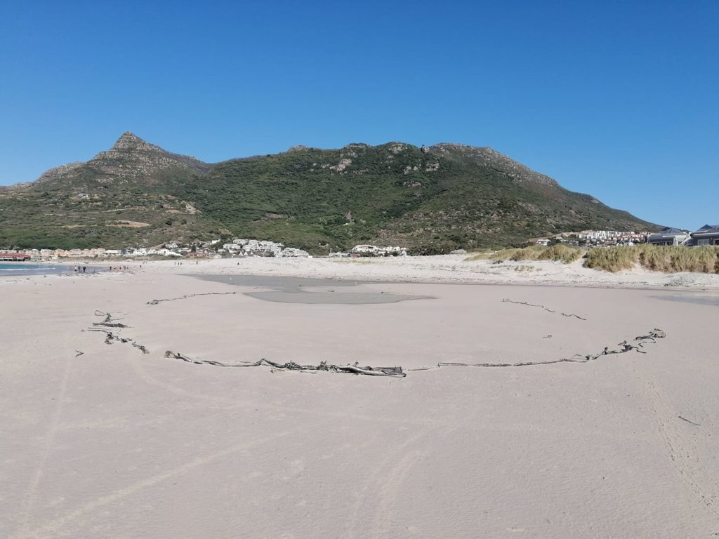 Hout Bay residents cautioned over dangerous sand pit