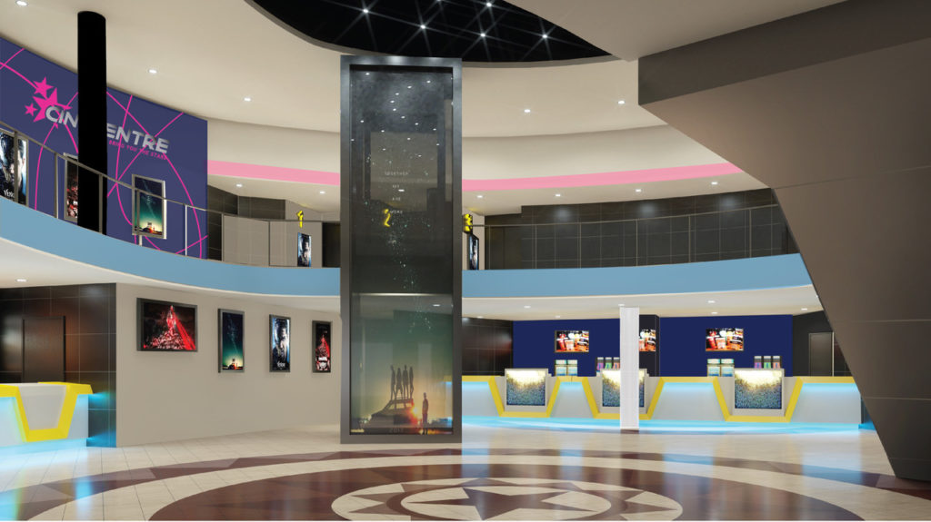 GrandWest launches new CineCentre cinema