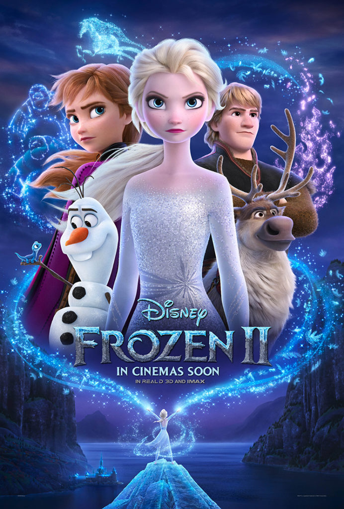 Frozen 2 becomes biggest animation of all time in SA