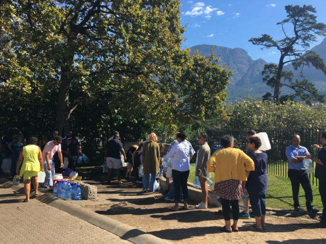 Newlands Spring to close for two weeks