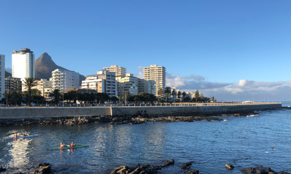 Locals call for bike ban at Sea Point Promenade