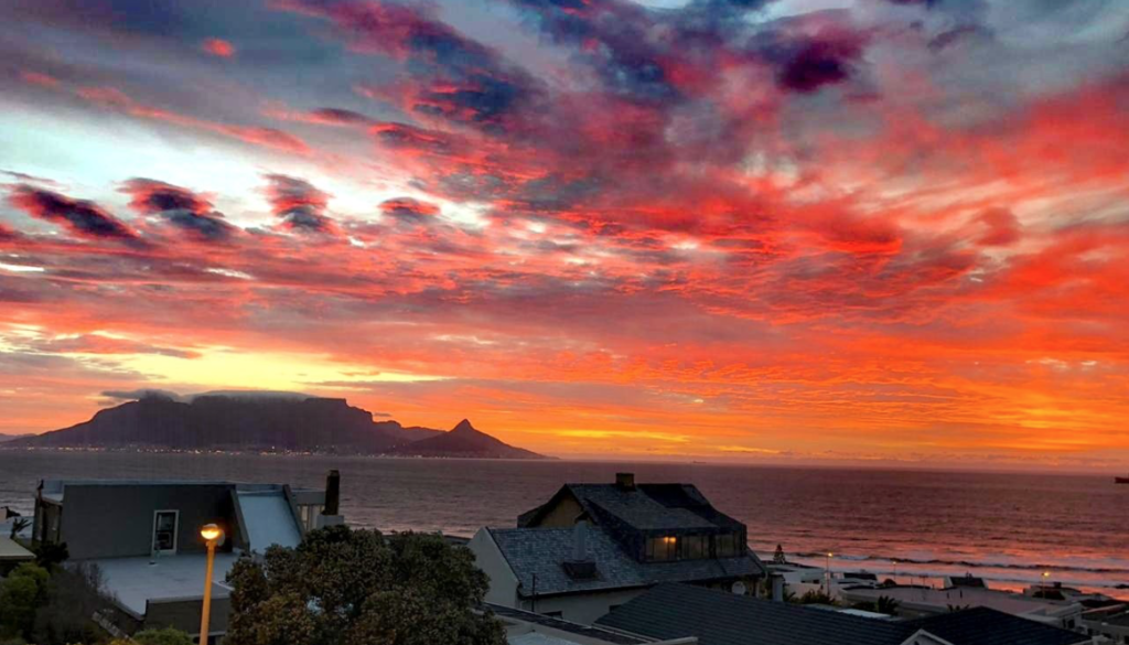 Another mesmerising Cape Town sunset