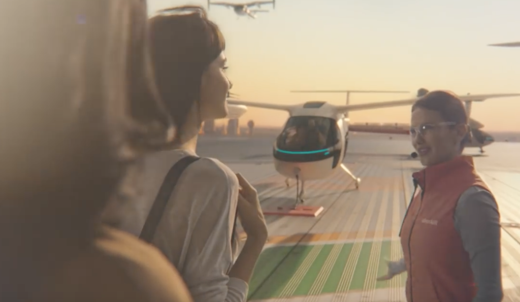 Uber to introduce flying taxis by 2023