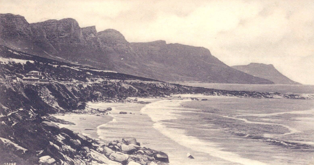 Iconic Cape Town locations: then and now
