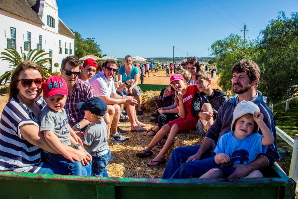 Groote Post's 50th country market