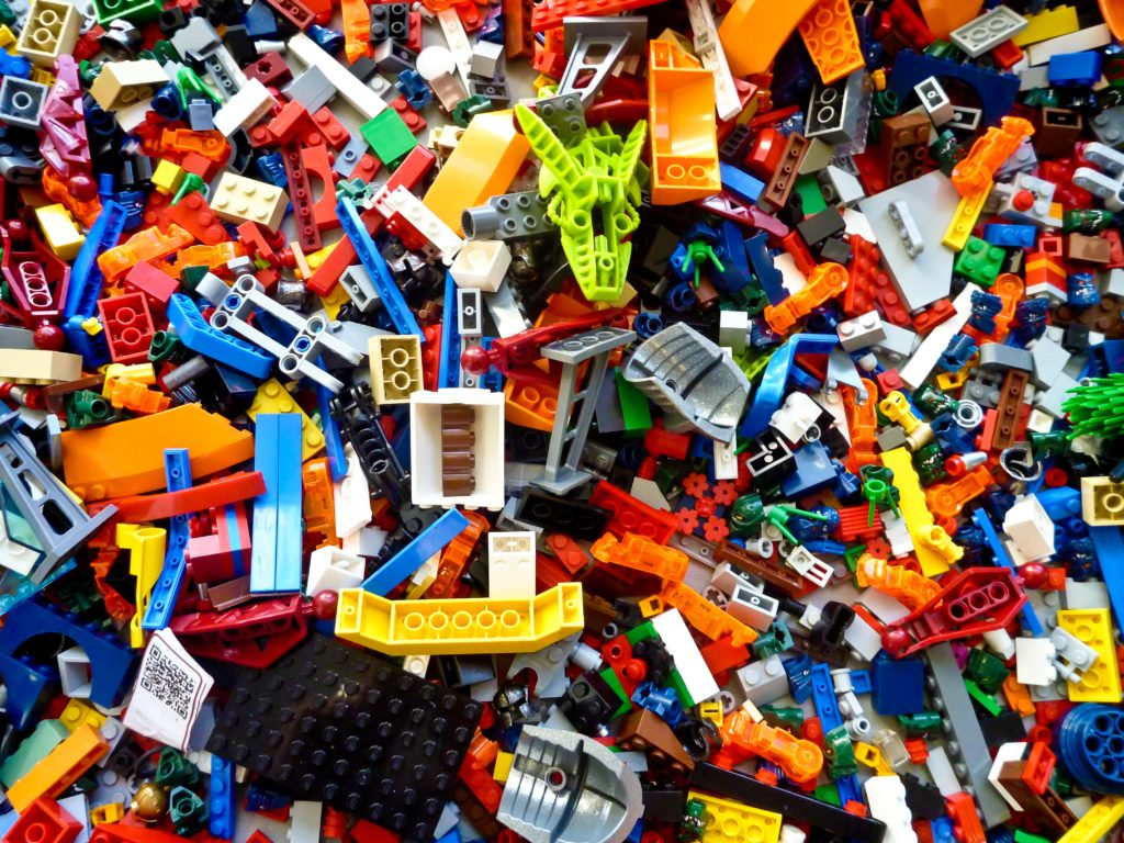 LEGO for adults reduces stress