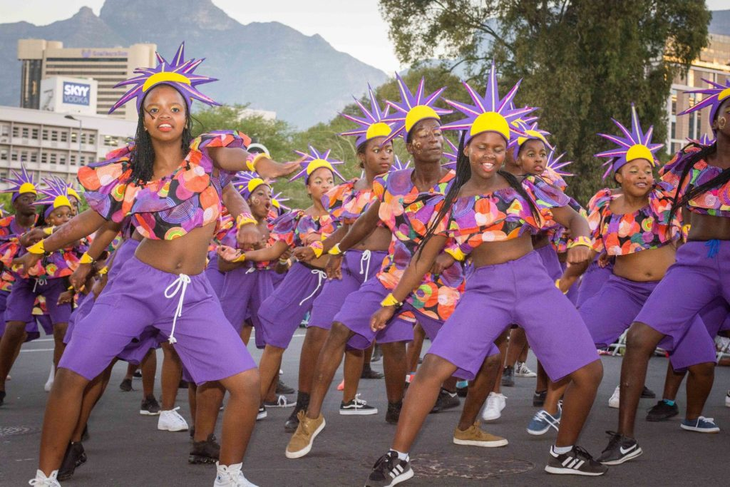 Cape Town Carnival 2020 (Cancelled)