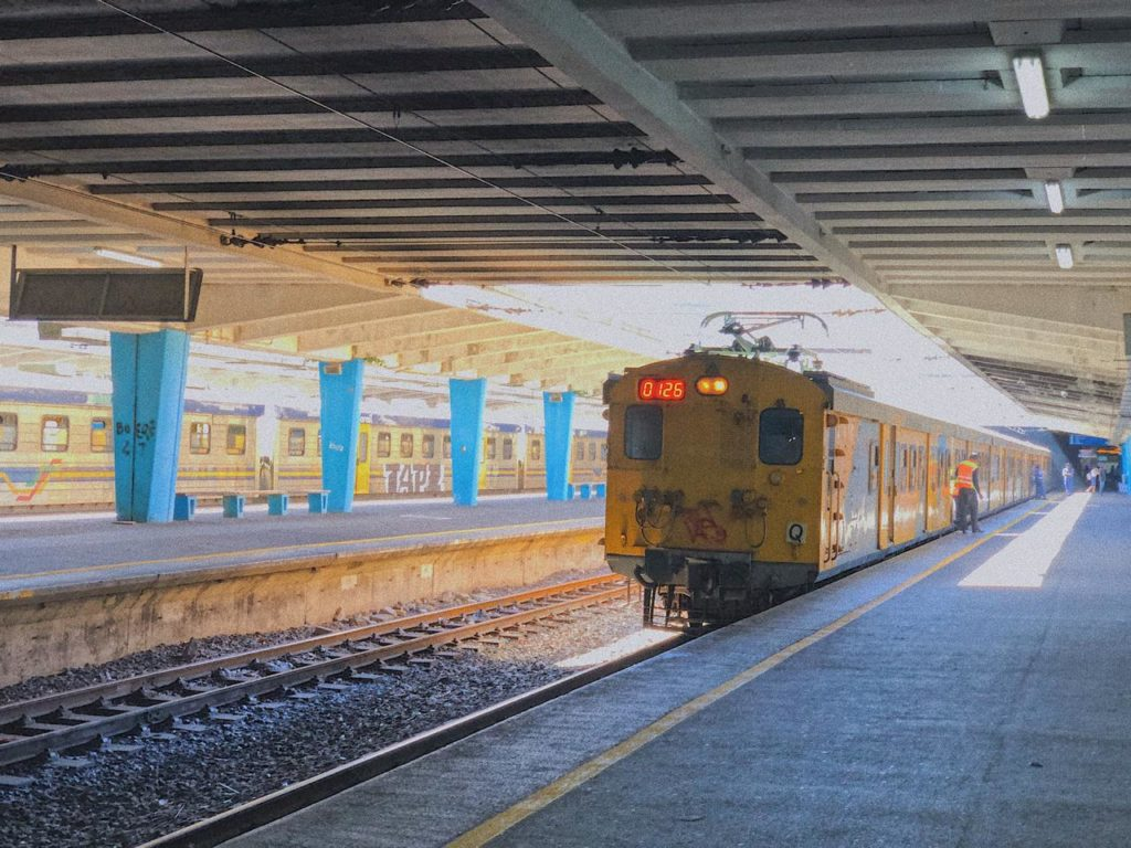 All Western Cape train services suspended