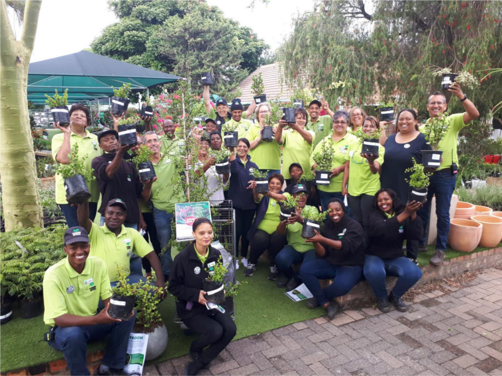 Starke Ayres Garden Centres join the Spekboom Challenge