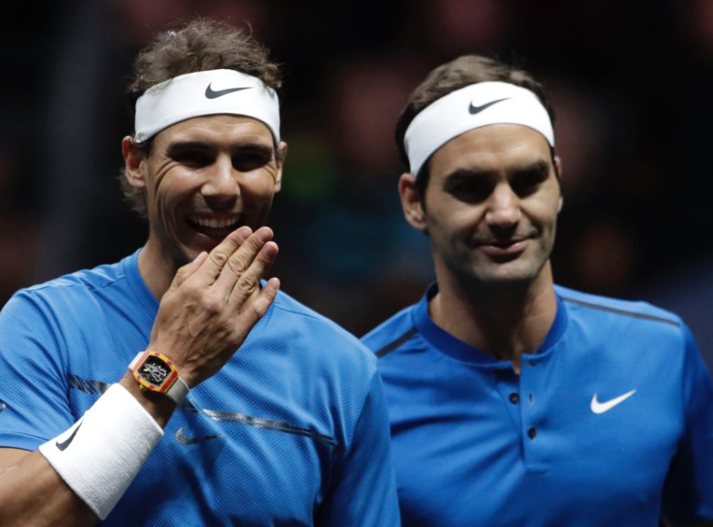 Road closures for the Federer vs Nadal match