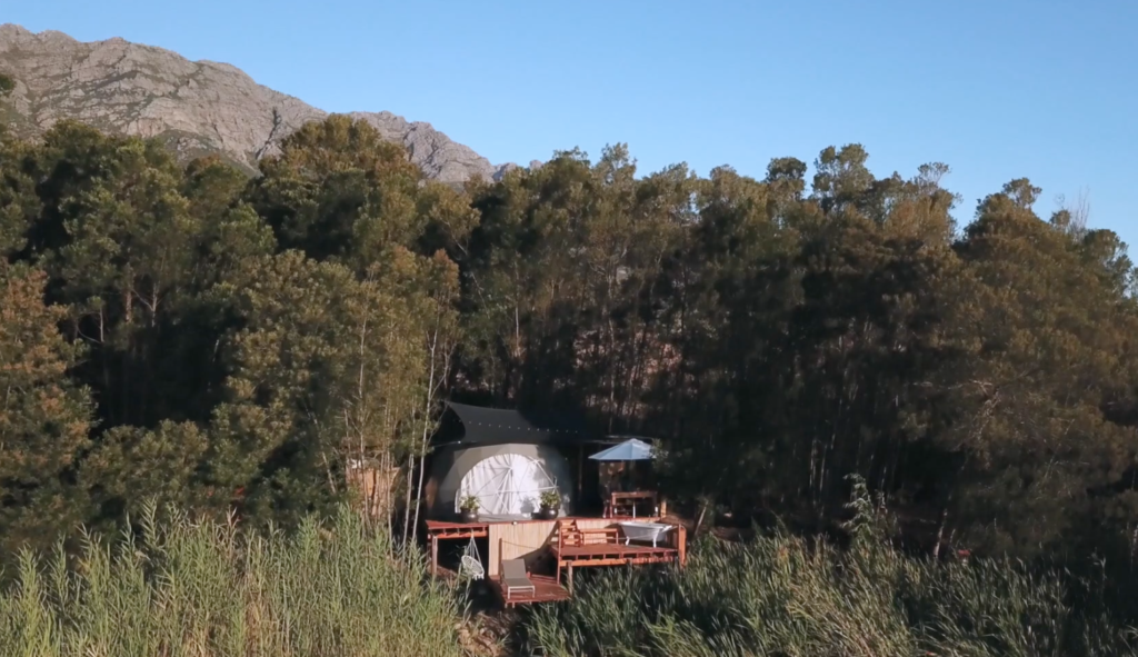 Explore the Geodome in Tulbagh
