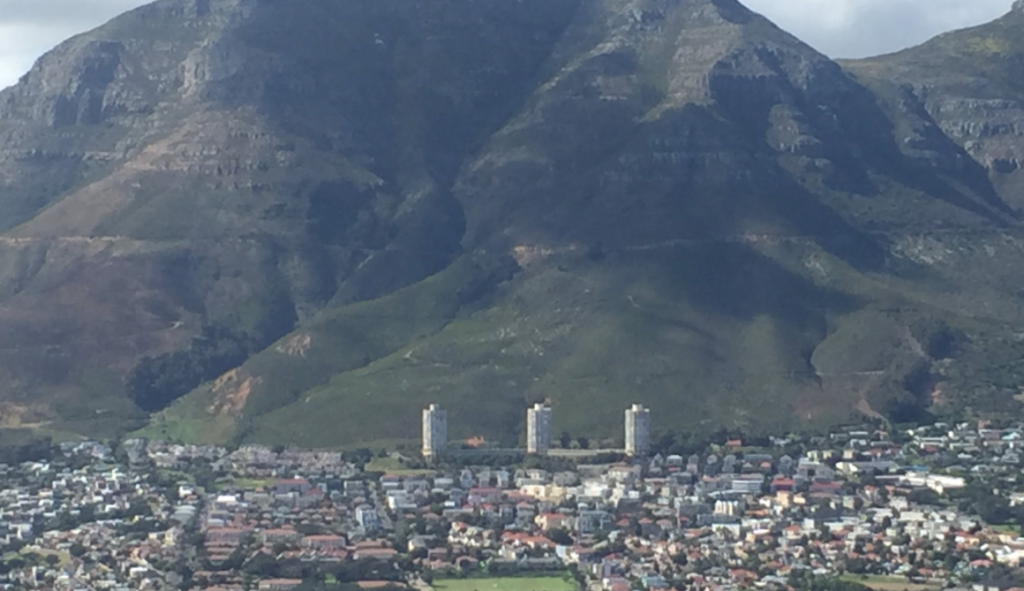"How Cape Town's ""Tampon Towers"" came to be"