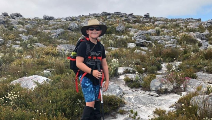 Cape boy to be the youngest to climb Kilimanjaro