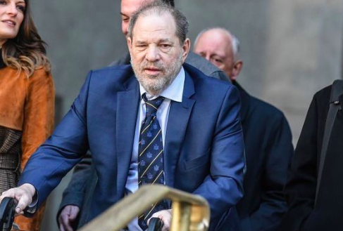 Harvey Weinstein found guilty of sex crime and rape