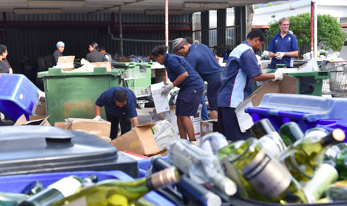 Recycling company uplifts intellectually disabled