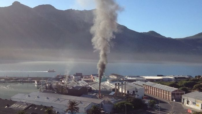 Foul-smelling fishmeal factory closes in Hout Bay