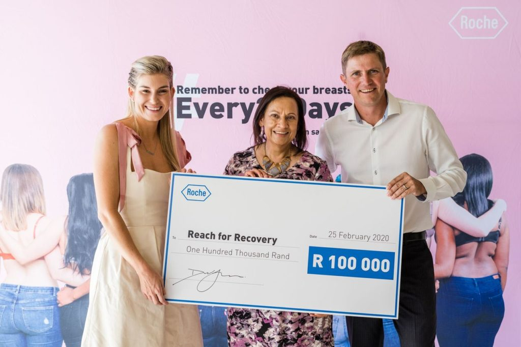 Bras, bravery and the real heroes of #GiveYourBraForBreastCancer