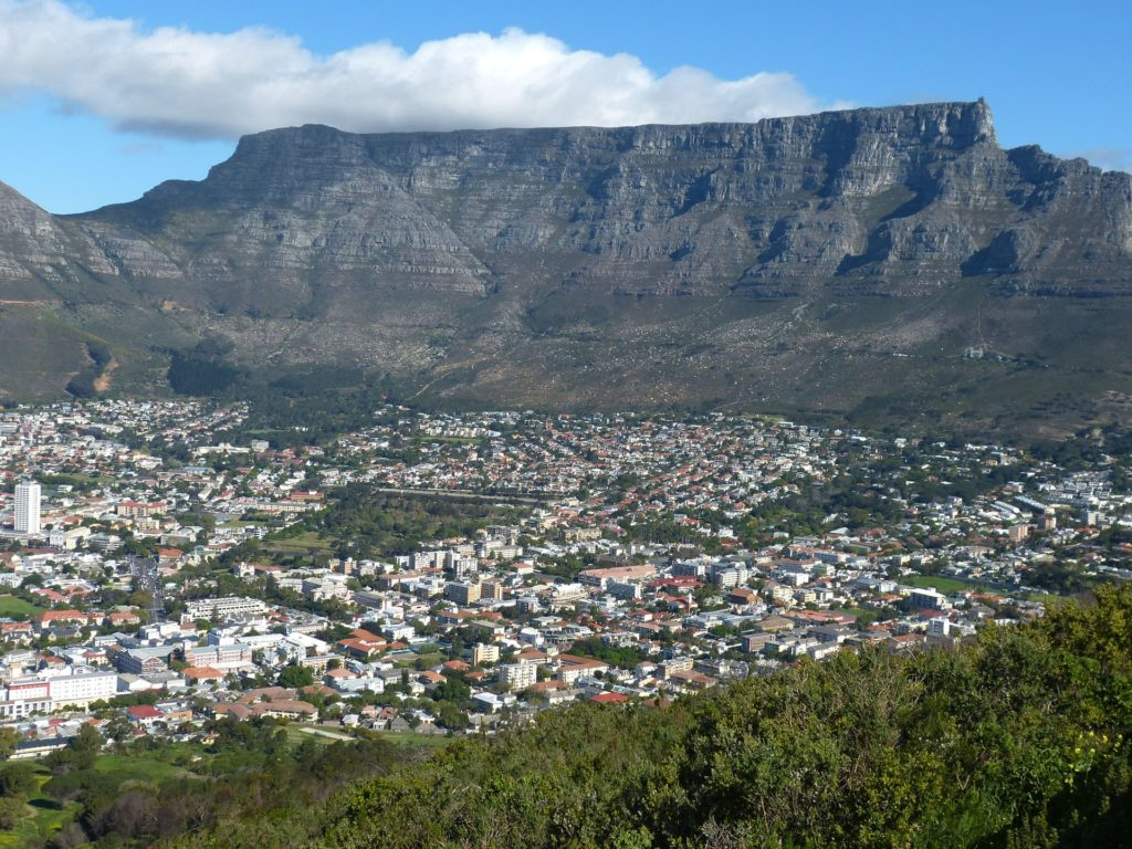 Cape Town tops best cities for climate action