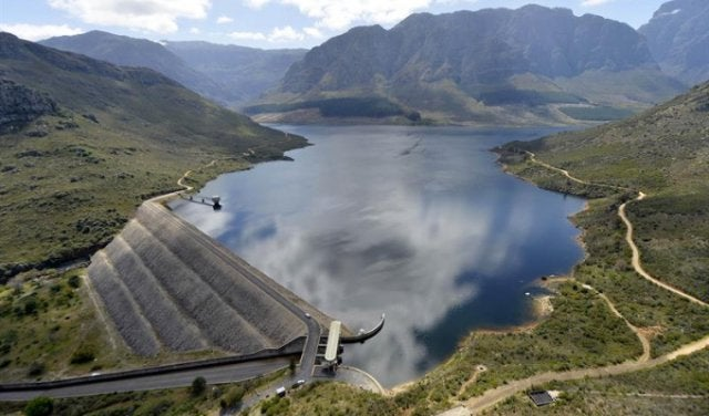 German government grants water funds for Cape