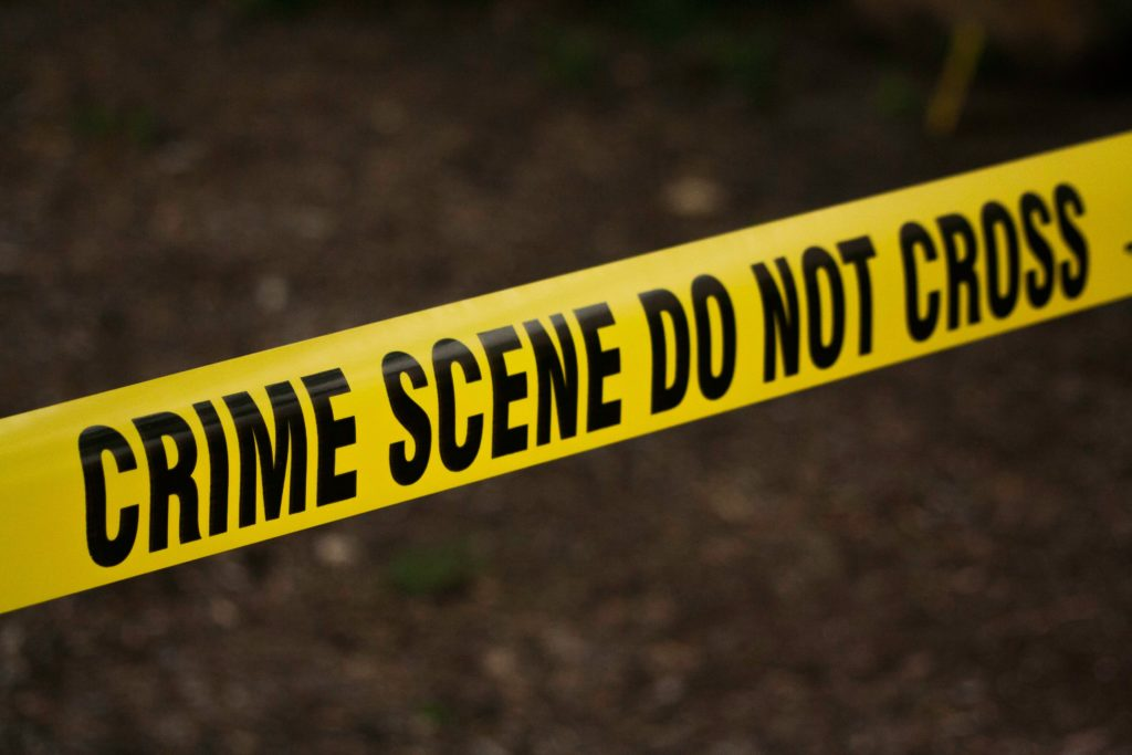 Off-duty officer killed while allegedly stealing bricks