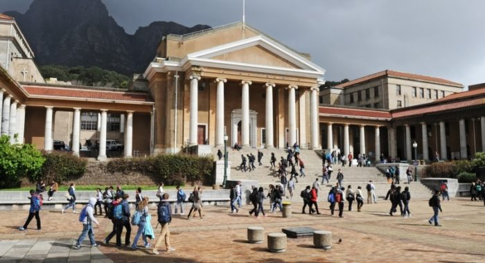 UCT confirms coronavirus case, suspends classes
