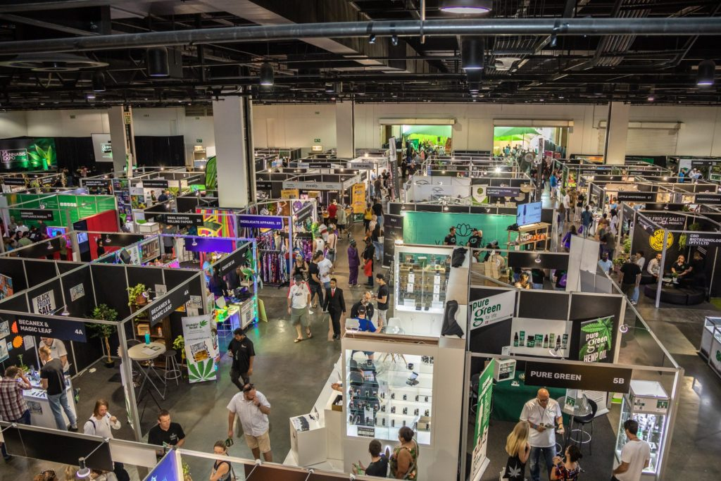 WIN: Tickets to The Cannabis Expo in Cape Town (closed)